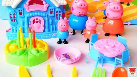 爱探险的朵拉 粉红小猪佩奇 过家家之奇里村长和魔鬼的约定