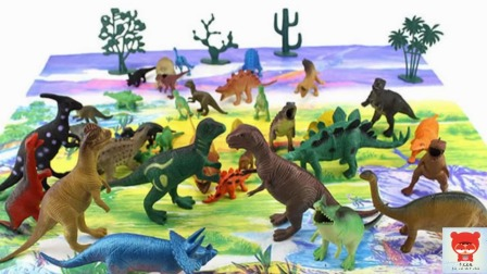 亲子  恐龙世界 侏罗纪世界  恐龙蛋之老鼠第一天上幼儿园