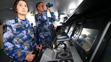 """她是中国航母""""女司机"""",24岁掌舵辽宁舰,新疆小姐姐注定不凡"""