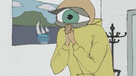 人类发生变异,身体只剩眼睛,每天出门还需要戴眼镜!