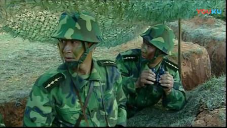 《士兵突击》指挥部被袭,连长霸气指挥,看我们中华人民解放军的冷静与果断!