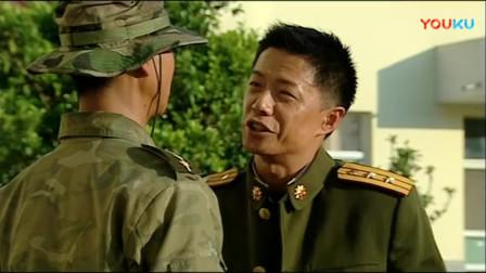 《士兵突击》上秒袁朗很有礼貌,下秒屠夫出场,俩兵全成了南瓜!