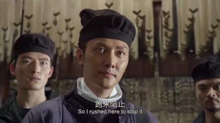 动作片:杨颖闭着眼睛时才是演技最好的时刻!洛阳花魁被龙王打晕