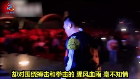 中国重量级王牌20战20胜20次KO,张君龙打穿对手耳膜,这么牛