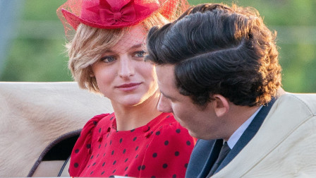 Netflix英剧《王冠》第四季聚焦戴安娜与查尔斯王子的婚姻