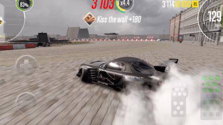 CarXD漂移赛车2 RX-7手动挡连续漂移