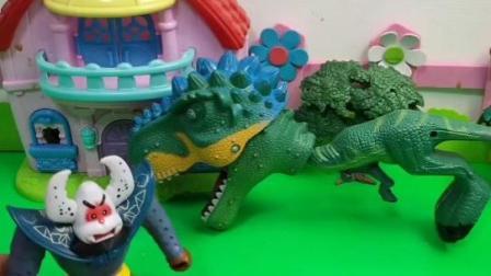 恐龙宝宝要出生了,好可爱啊!