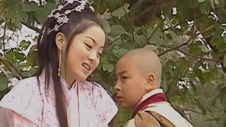 少年包青天:包拯有慧根,能马上入定,难道要留在寺庙当和尚?