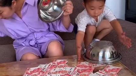 童年趣事:我明明记得盘子上放钱了,哪去了?