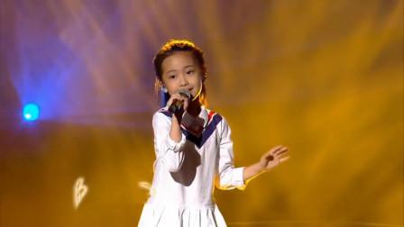 """9岁小女孩翻唱《凉凉》,开口竟是""""天籁童声"""",好听到不输原唱"""
