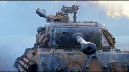 虎式坦克vs谢尔曼谁会赢呢