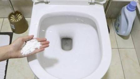 没想到把食盐放卫生间,竟有这么厉害的作用,解决了不少人的困扰
