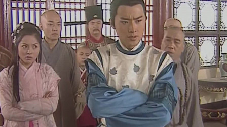少年包青天:相国寺被仇家上门?可怜的包拯生病了,只能让公孙策出场