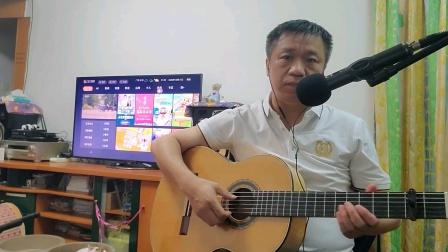 小蒋吉他弹唱 一生所爱 cover:卢冠廷