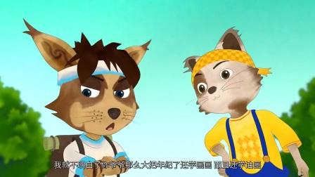 猫公主苏菲:自己一个人的生活,苏菲过的好悠闲,钓钓鱼真有雅致