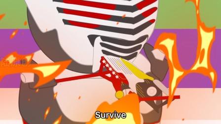 这部动画抄袭假面骑士龙骑?