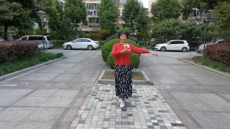 (22)广场舞《你怎么说》夲小区。徐淡吟老师初跳🌹🌴💄💐