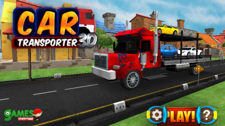 汽车总动员 动物运输卡车