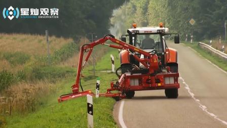 一台除草机告诉你为什么德国机械是世界第一