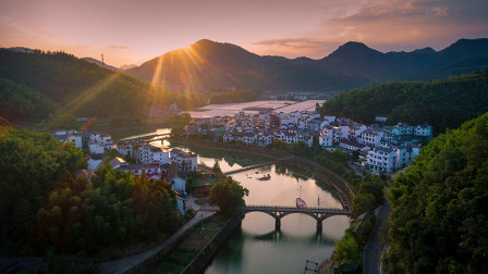 淳安县下姜村,一个梦开始的地方