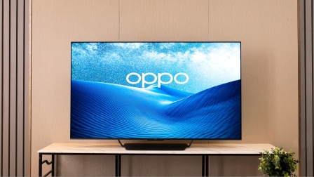 OPPO智能电视S1体验:4K QLED亮相