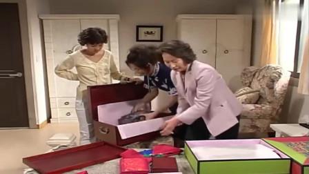 人鱼小姐:发现婆婆皮肤不好,雅俐瑛主动帮她做脸,两人温馨互动
