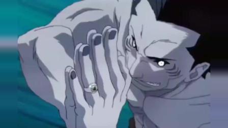 火影忍者:晓组织里唯一真正的忍者,靠水遁打败过三个人柱力
