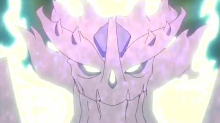 火影忍者:除了六道仙人外最牛的须佐能乎了,须佐之男都快具象化了