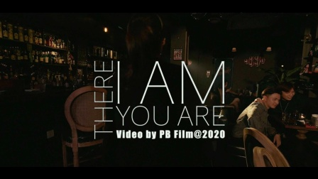 「THERE I AM THERE YOU ARE」