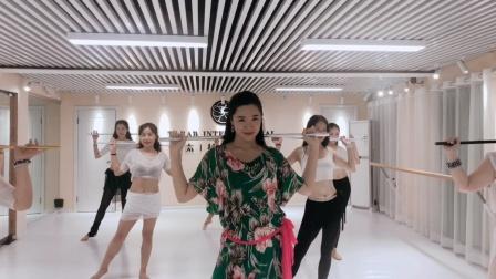 『舞蹈展示』肚皮舞民俗藤杖《Saidi Ya Bouy》MV版【杭州太拉国际东方舞&印度舞培训漫漫老师】