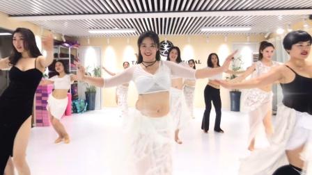 『舞蹈展示』肚皮舞初级小舞蹈《Heya Naksak》MV版【杭州太拉国际东方舞&印度舞培训漫漫老师】