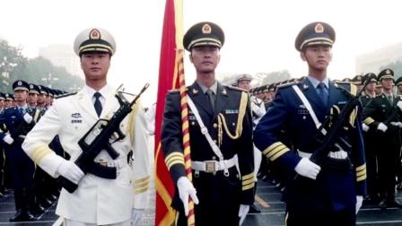 国庆60周年阅兵分列式