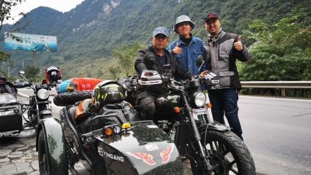 从武隆骑行到酉阳,路边休息遇到的粉丝,太激动了!这是什么样的缘份?