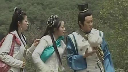 少年包青天:公孙策和庞飞燕配对?两人成了欢喜冤家,被楚楚嘲笑