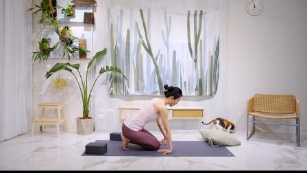 18分钟疗愈瑜伽手脚掌按摩舒展