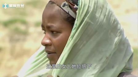 """揭秘可怕的非洲妇女""""烫乳""""习俗"""