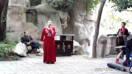 豫剧唱段(一声娘叫的我心酸阵阵)洛阳韩爱玲老师演唱