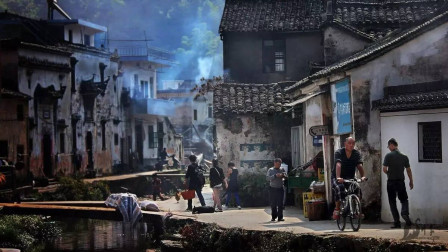 千岛湖边上的一座隐世古村---芹川古村