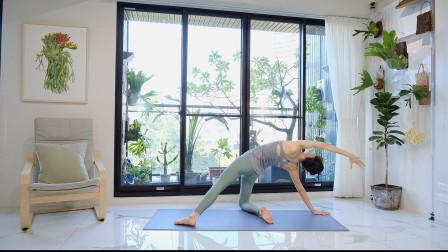 30分钟温和瑜伽早晨瑜伽