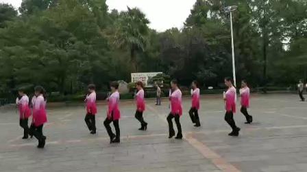 团扇舞—一探清水河