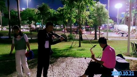 刘老师演唱《挡不住的思念》2020.10.21