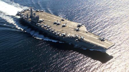 """美国还能""""霸道""""多久?航母克星即将下水,可载60枚超声速导弹"""