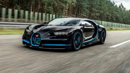 世界上最快的量产车BUGATTI Chiron,速度与激情就在一瞬间!