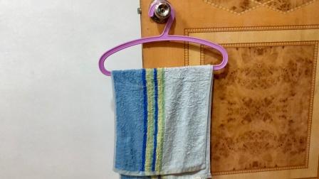 毛巾挂在房间里,很多人不知道有这个作用,解决了家家户户的烦恼