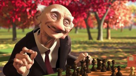 老头为了下棋,分裂出另外一个自己,最后竟然还获得了奖品