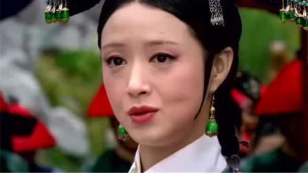 甄嬛传:甄嬛和华妃正面交锋,甄嬛的表现太精彩,谁注意到华妃的脸