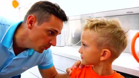 超级精彩的萌娃家庭日常短视频267 集, 儿童故事玩具
