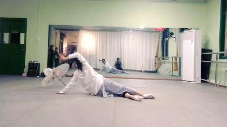 古典舞青蛇视频分解动作一阜阳艺路舞蹈学校提供