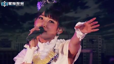 日本宅男有多疯狂,看看炮姐这一次的演唱会