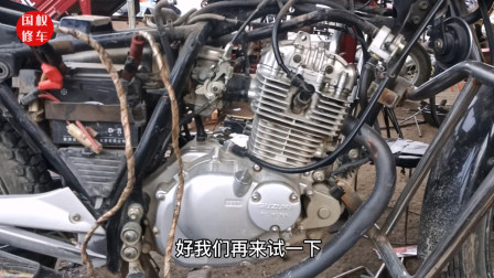 摩托车缸头压缩比该怎么检测?师傅教你徒手就能轻松知道压力如何
